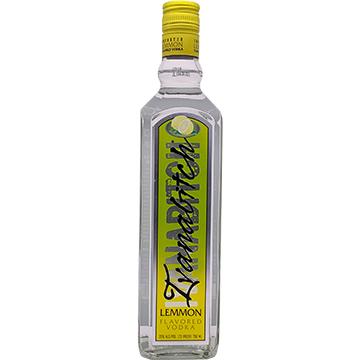 Ivanabitch Lemmon Vodka