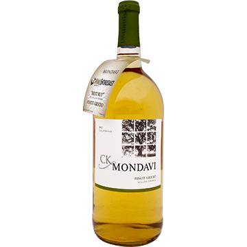 CK Mondavi Willow Springs Pinot Grigio 2012