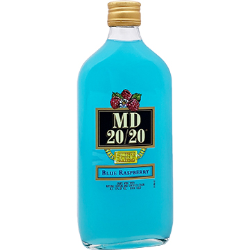 MD 20/20 Blue Raspberry