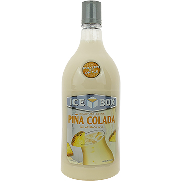 Ice Box Pina Colada
