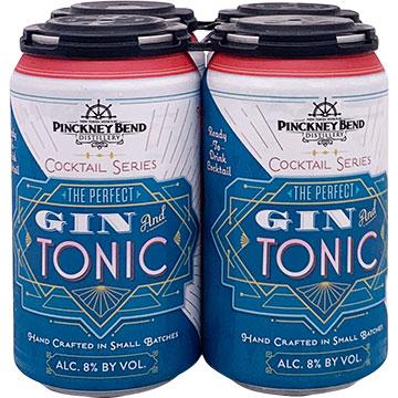 Pinckney Bend Gin and Tonic
