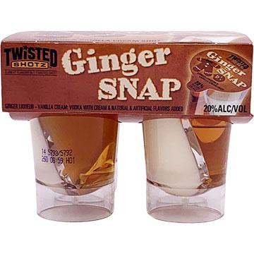 Twisted Shotz Ginger Snap
