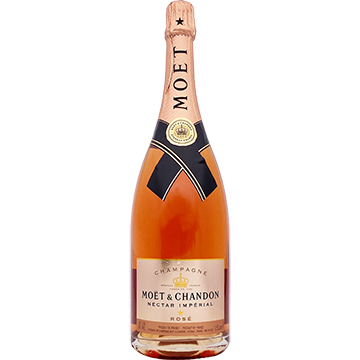 Moet & Chandon Nectar Imperial Rose