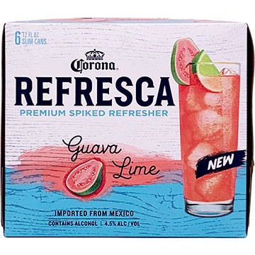 Corona Refresca Guava Lime