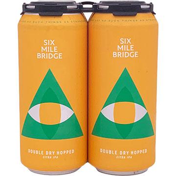 Six Mile Bridge Double Dry Hopped Citra IPA