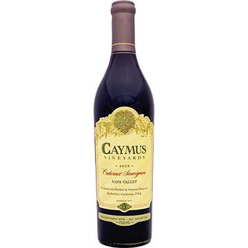 Caymus Napa Valley Cabernet Sauvignon 2015