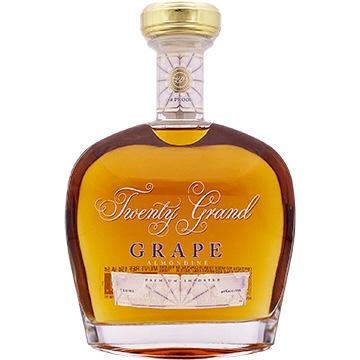 Twenty Grand Grape Almondine Vodka Infused with Cognac