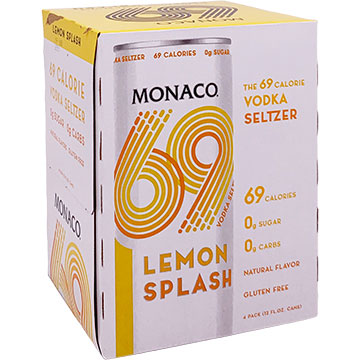 Monaco 69 Lemon Splash