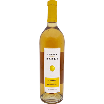 Simply Naked Unoaked Chardonnay 2010
