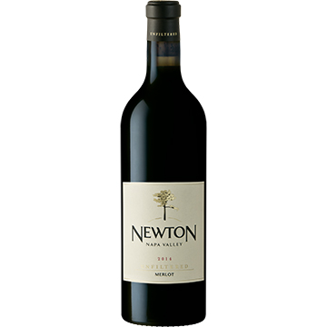 Newton Unfiltered Merlot 2014