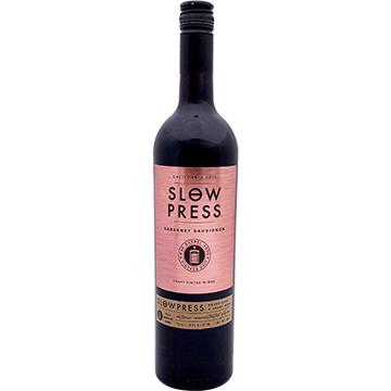 Slow Press Cabernet Sauvignon 2017