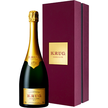 Krug Grande Cuvee Brut Gift Box