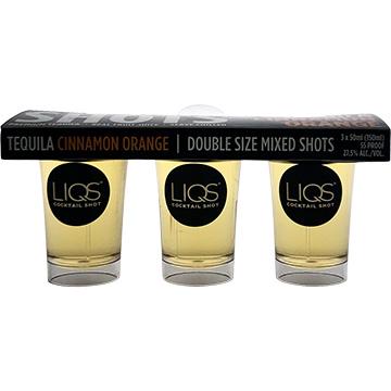 LIQS Tequila Cinnamon Orange