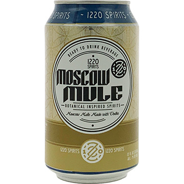 1220 Spirits Moscow Mule
