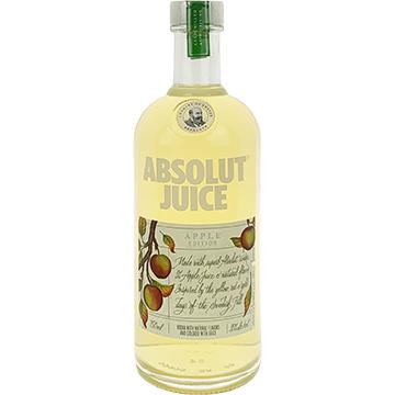Absolut Juice Edition Apple Vodka