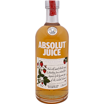 Absolut Juice Edition Strawberry Vodka