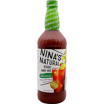 Nina's Natural Bloody Mary Mix