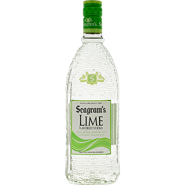 Seagram's Lime Vodka