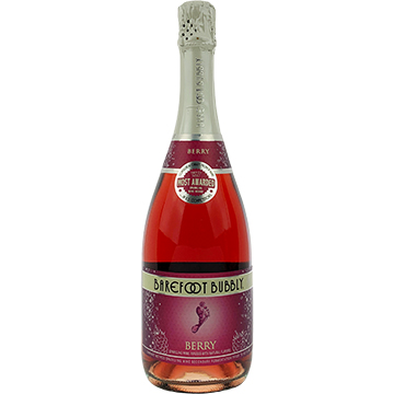 Barefoot Bubbly Berry Fusion