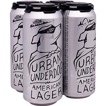 Urban Chestnut Urban Underdog Lager