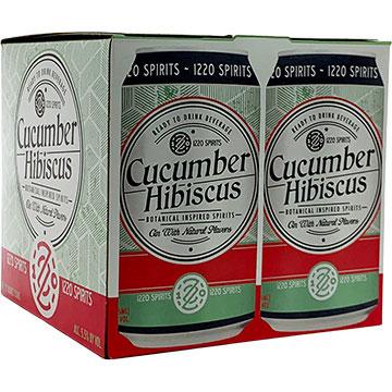 1220 Spirits Cucumber Hibiscus