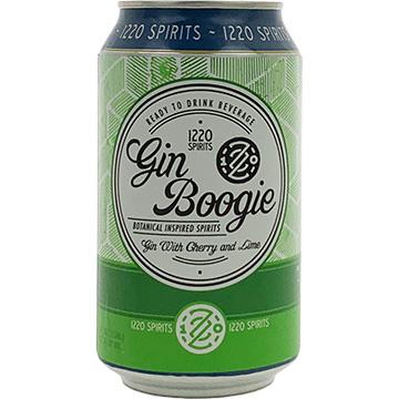 1220 Spirits Gin Boogie