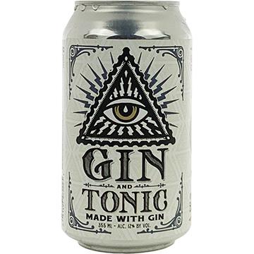 1220 Spirits Gin & Tonic