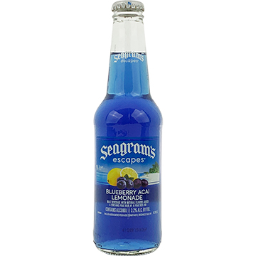 Seagram's Escapes Blueberry Acai Lemonade