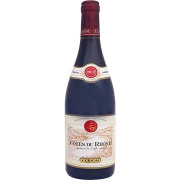 E. Guigal Cotes du Rhone Rouge 2012