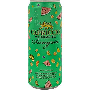 Capriccio Bubbly Watermelon Sangria