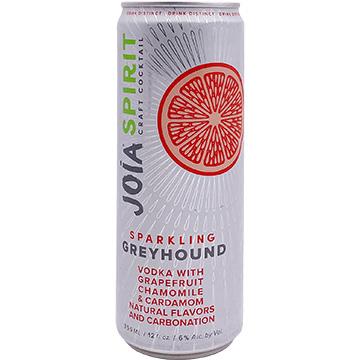 Joia Spirit Sparkling Greyhound Cocktail