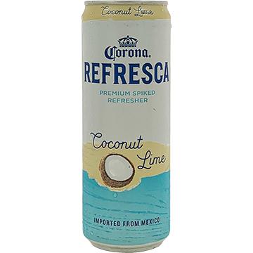 Corona Refresca Coconut Lime