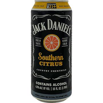 Jack Daniel's Southern Citrus