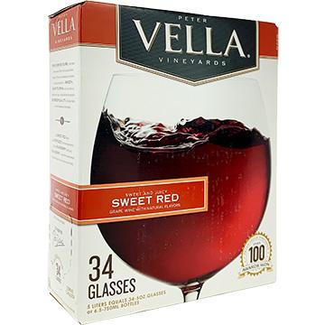 Peter Vella Sweet Red