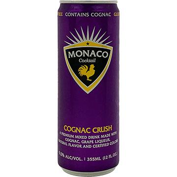Monaco Cognac Crush Cocktail