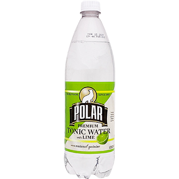 Polar Tonic Water with Lime