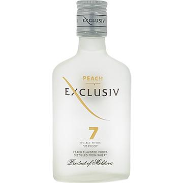 Exclusiv Peach Vodka