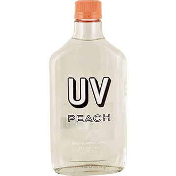 UV Peach Vodka