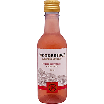 Woodbridge By Robert Mondavi White Zinfandel 2016