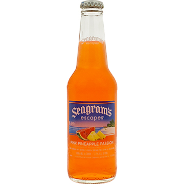 Seagram's Escapes Pink Pineapple Passion