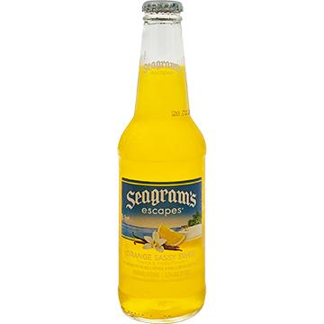 Seagram's Escapes Orange Sassy Swirl