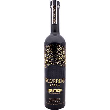 Belvedere Intense Unfiltered 80 Proof Diamond Rye Vodka