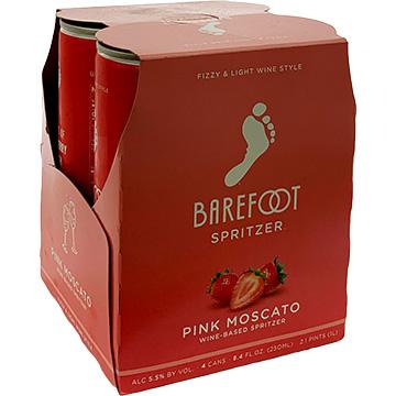 Barefoot Refresh Pink Moscato Spritzer