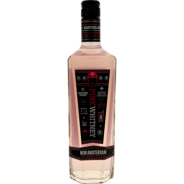 New Amsterdam Pink Whitney Vodka