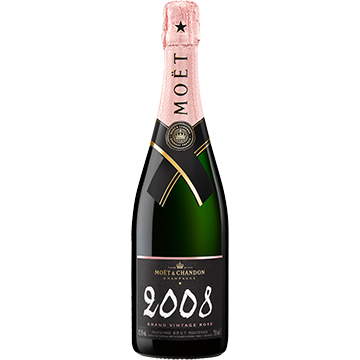 Moet & Chandon Grand Vintage Rose 2008
