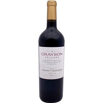 Grayson Cellars Lot 10 Cabernet Sauvignon 2015