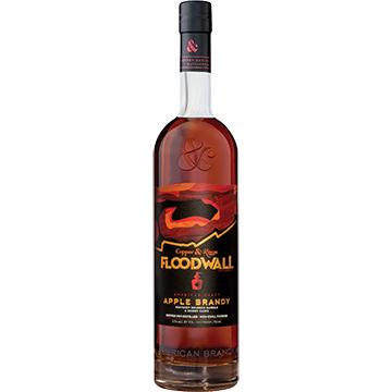 Copper & Kings Floodwall American Craft Apple Brandy
