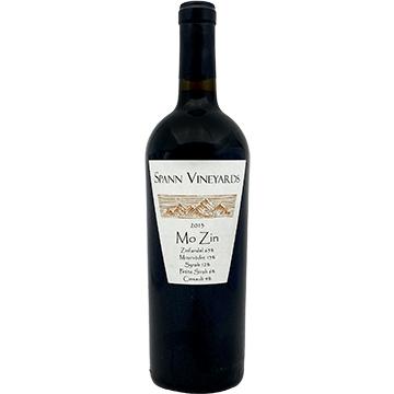 Spann Vineyards Mo Zin California 2013