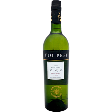 Tio Pepe Fino Muy Seco Palomino Fino Sherry
