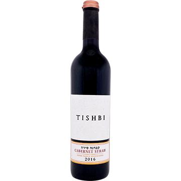 Tishbi Cabernet Syrah 2016